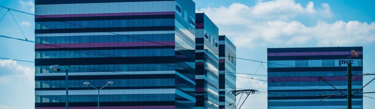 Do 2023 r. ponad milion powierzchni biurowych w Katowicach