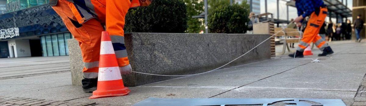 Uporządkowanie hulajnóg w Katowicach – w mieście powstają specjalne parkingi