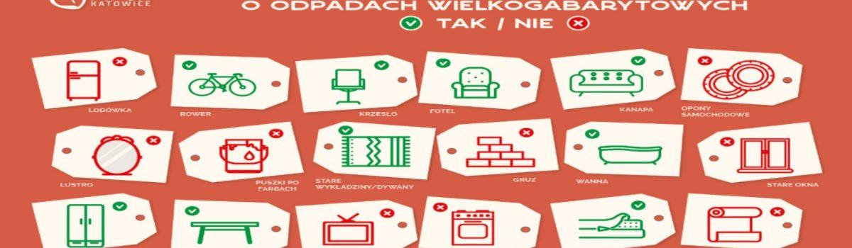 Rusza akcja informacyjno-edukacyjna MPGK na temat odpadów wielkogabarytowych.