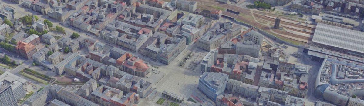 Katowice dla odmiany 3D