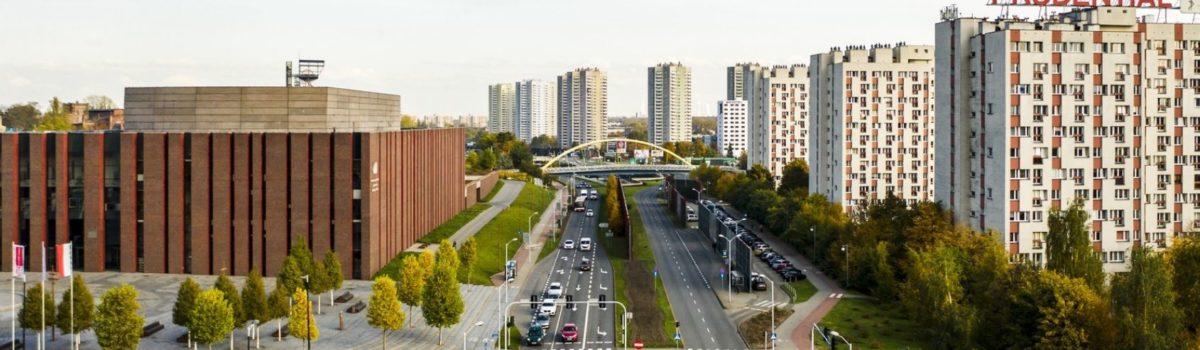 Katowice najmniej zakorkowanym miastem w Polsce