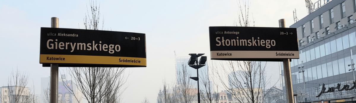 Katowice prezentują System Informacji Miejskiej, wybiorą mieszkańcy