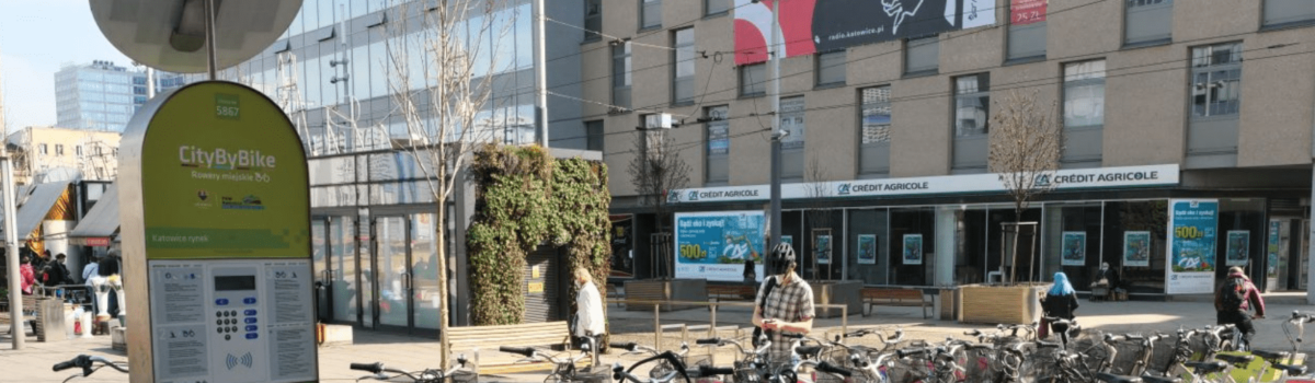 Rusza nowy sezon z rowerami miejskimi