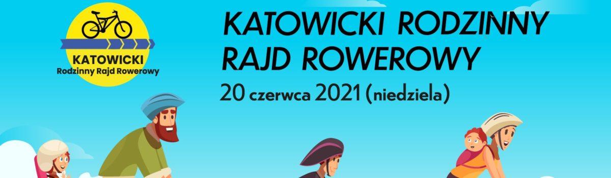 Katowicki Rodzinny Rajd Rowerowy
